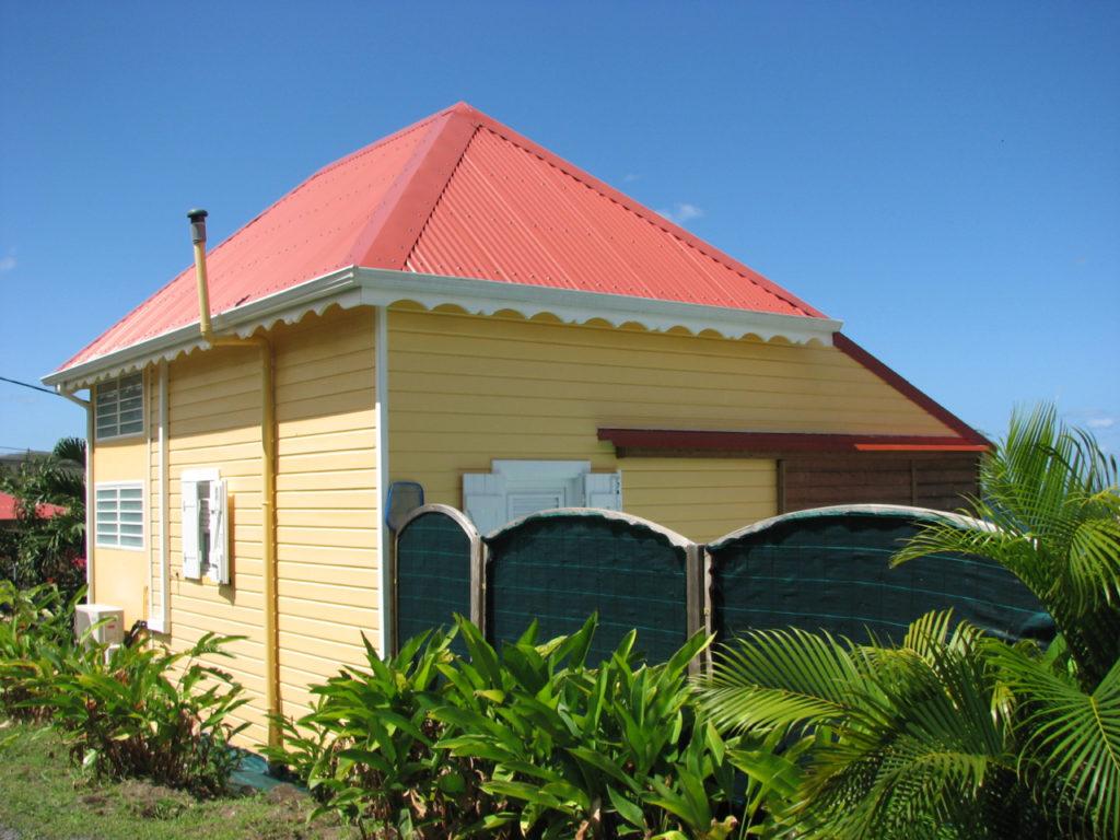 Un des pavillons du Gwadalodge