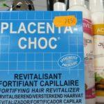 Placenta choc